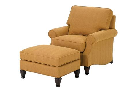 Wesley Hall, Inc. - Club Chair - 1501