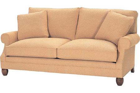 Wesley Hall, Inc. - Two Seater Sofa - 1504-78