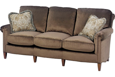Wesley Hall, Inc. - Three Seater Sofa - 1534-82