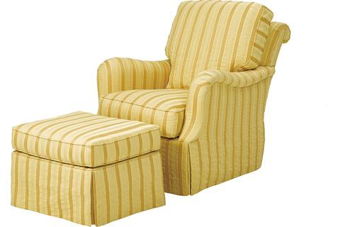Wesley Hall, Inc. - Club Chair - 1599