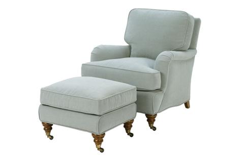 Wesley Hall, Inc. - Club Chair - 1663