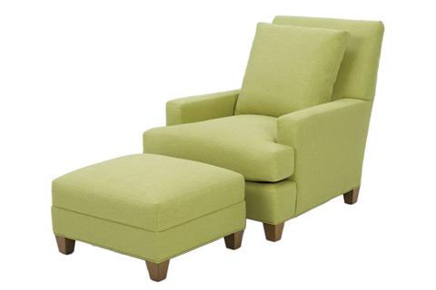 Wesley Hall, Inc. - Club Chair - 1673
