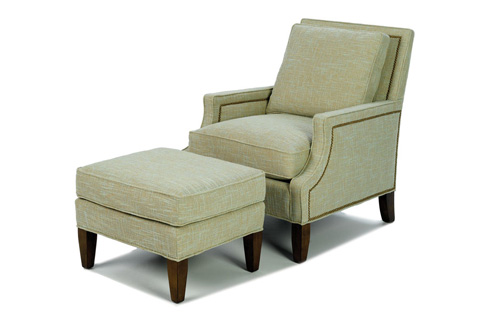 Wesley Hall, Inc. - Club Chair - 1731