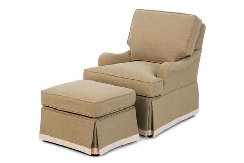 Wesley Hall, Inc. - Club Chair - 1735