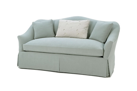 Wesley Hall, Inc. - One Cushion Sofa - 1738-80