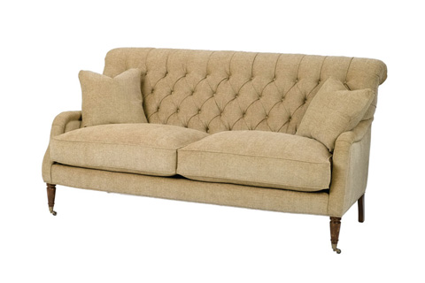 Wesley Hall, Inc. - Tufted Back Sofa - 1740-77