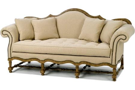 Wesley Hall, Inc. - Exposed Frame Sofa - 1820-92