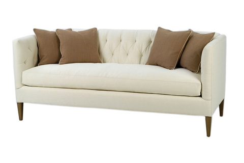 Wesley Hall, Inc. - Button Tufted Sofa - 1826-84
