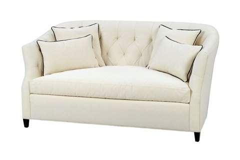 Wesley Hall, Inc. - Settee - 1832-69