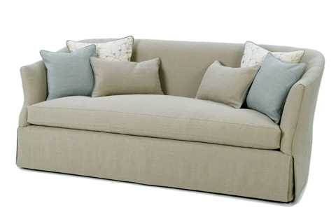 Wesley Hall, Inc. - One Cushion Sofa - 1836-85