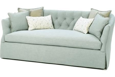Wesley Hall, Inc. - One Cushion Sofa - 1838-85