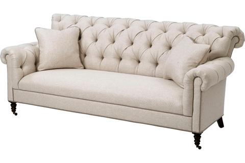 Wesley Hall, Inc. - Rolled Back Sofa - 1932-84