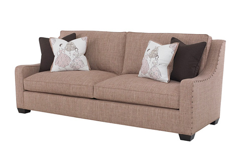 Wesley Hall, Inc. - Two Seater Sofa - 1976-91