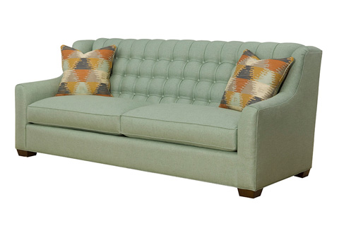 Wesley Hall, Inc. - Button Tufted Sofa - 1990-89