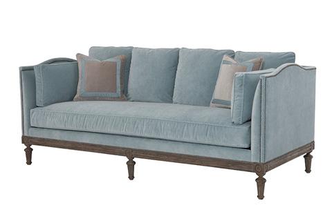 Wesley Hall, Inc. - One Cushion Sofa - 1994-84
