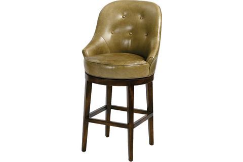 Wesley Hall, Inc. - Tufted Bar Stool - 5008-BS