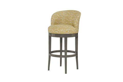 Wesley Hall, Inc. - Curved Back Bar Stool - 5016-BS