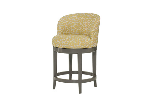Wesley Hall, Inc. - Curved Back Counter Stool - 5016-CS