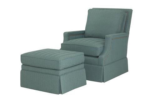 Wesley Hall, Inc. - Club Chair - 615