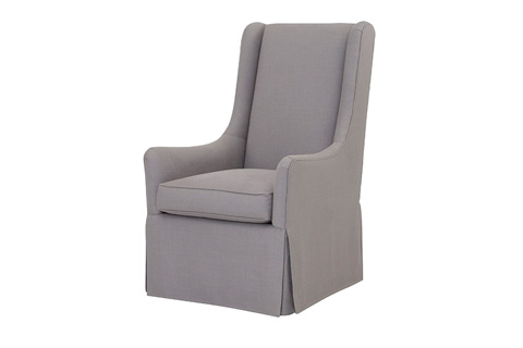 Wesley Hall, Inc. - Wing Back Chair - 617