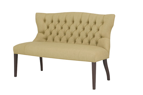 Wesley Hall, Inc. - Dining Settee - 634-54