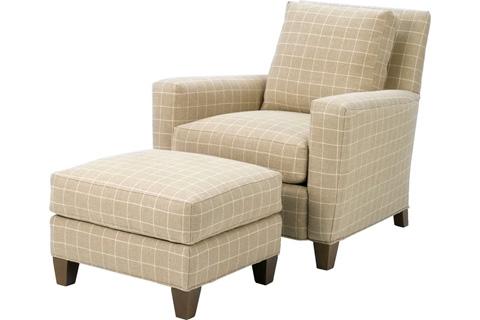 Wesley Hall, Inc. - Club Chair - 658