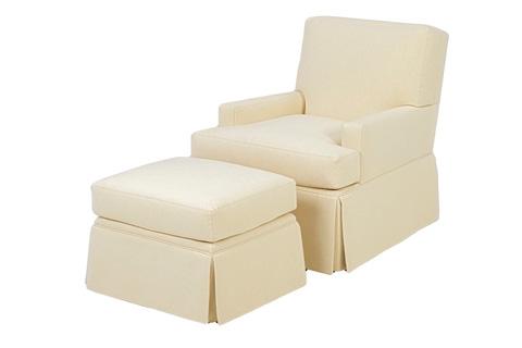 Wesley Hall, Inc. - Club Chair - 687