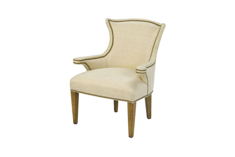 Wesley Hall, Inc. - Accent Chair - 766