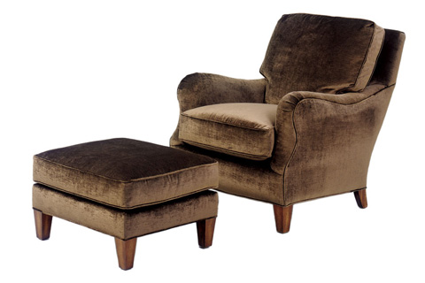 Wesley Hall, Inc. - Unskirted Club Chair - 795