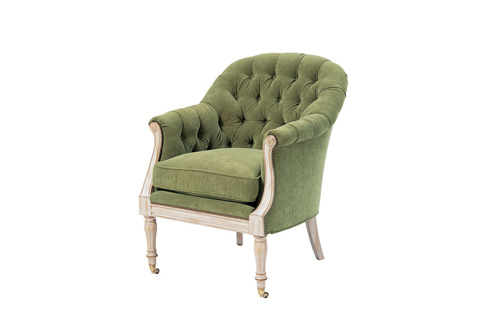 Wesley Hall, Inc. - Accent Chair - 852