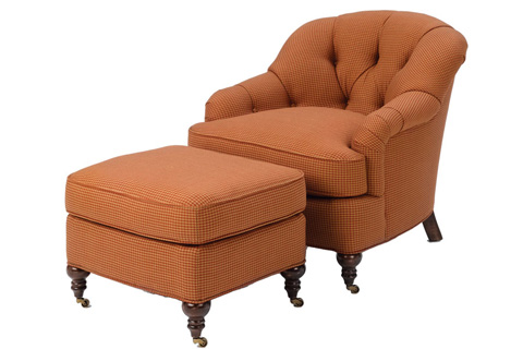 Wesley Hall, Inc. - Club Chair - 863