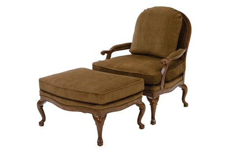 Wesley Hall, Inc. - Accent Chair - 940