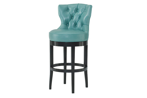 Wesley Hall, Inc. - Tufted Bar Stool - L5019-BS