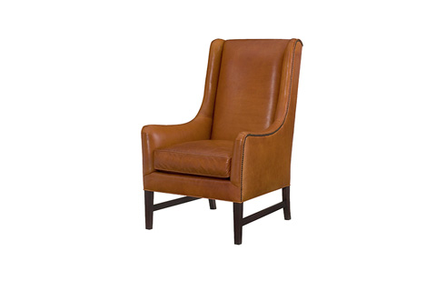 Wesley Hall, Inc. - Wing Back Chair - L621