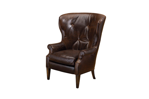 Wesley Hall, Inc. - Wing Back Chair - L7051