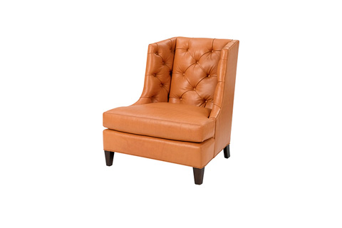 Wesley Hall, Inc. - Wing Back Chair - L7105