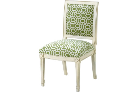 Wesley Hall, Inc. - Dining Side Chair - L7118