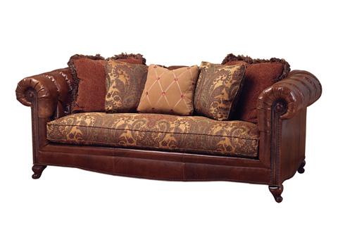 Wesley Hall, Inc. - One Cushion Sofa - L8014-84