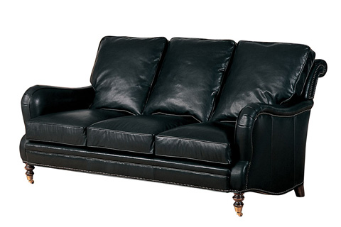 Wesley Hall, Inc. - Three Seater Sofa - L8038-80