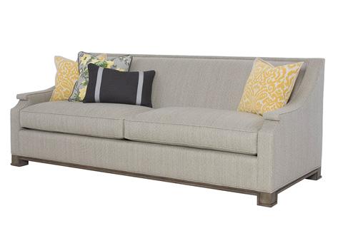 Wesley Hall, Inc. - Shaped Arm Sofa - P1982-90
