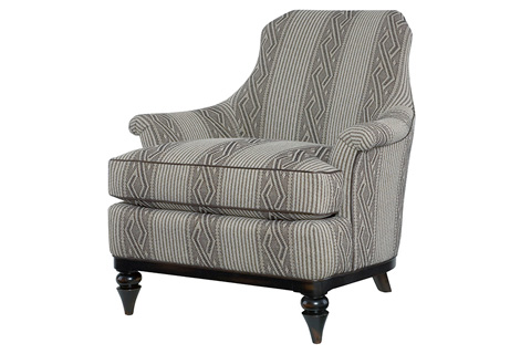 Wesley Hall, Inc. - Club Chair - P607