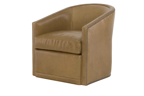 Wesley Hall, Inc. - Radcliffe Swivel Chair - L593