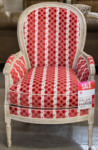 Image of Leia Accent Chair
