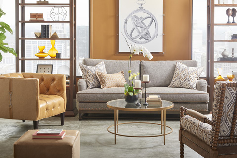 Image of Jackson Two Piece Living Room Collection
