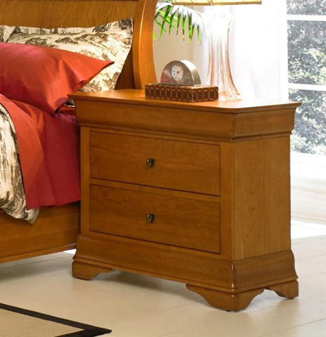 West Bros - Bedside Chest - 137-553