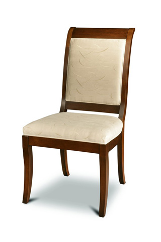 Image of Upholstered Back Side Chair
