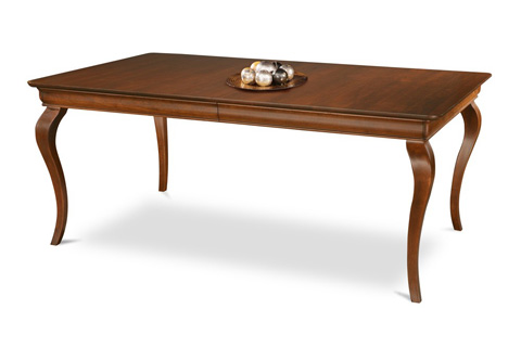 West Bros - Rectangle Dining Table - 138-166