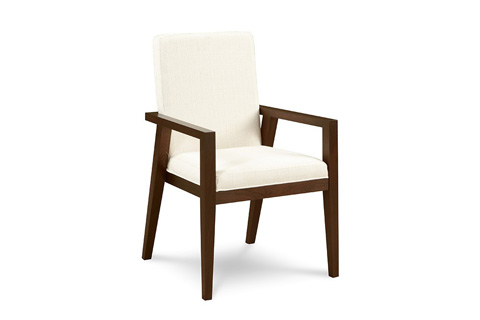 Image of Parson Style Arm Chair