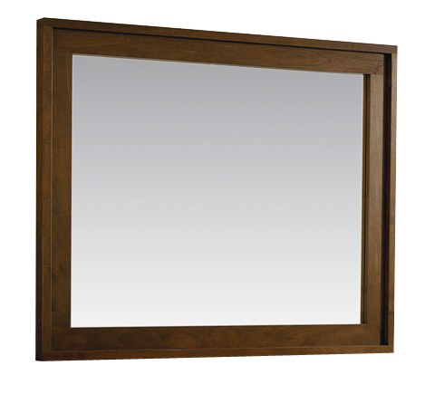 West Bros - Rectangular Mirror - 61280-524