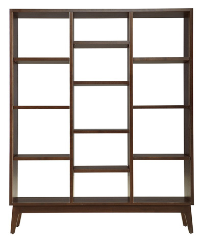 Image of Triple Bookcase